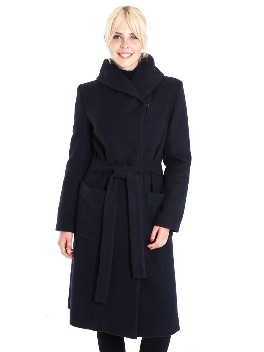 Черное пальто купить Москва