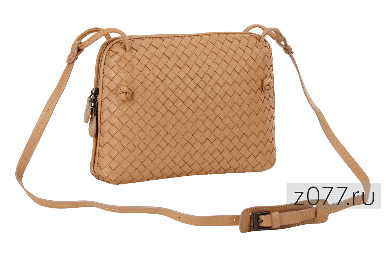 бежевая женская сумка