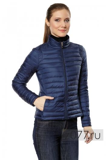 e49760e6478 Куртка женская Money You 812 темно-синяя купить в Москве