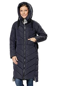 зимние женские куртки на синтепоне