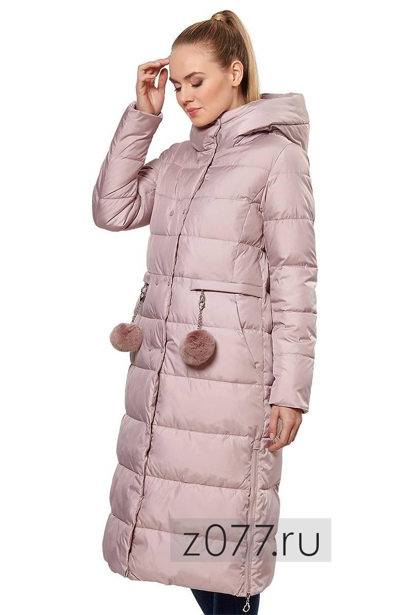 7160f01d35d Женская куртка Dibu 677 пудра купить в Москве