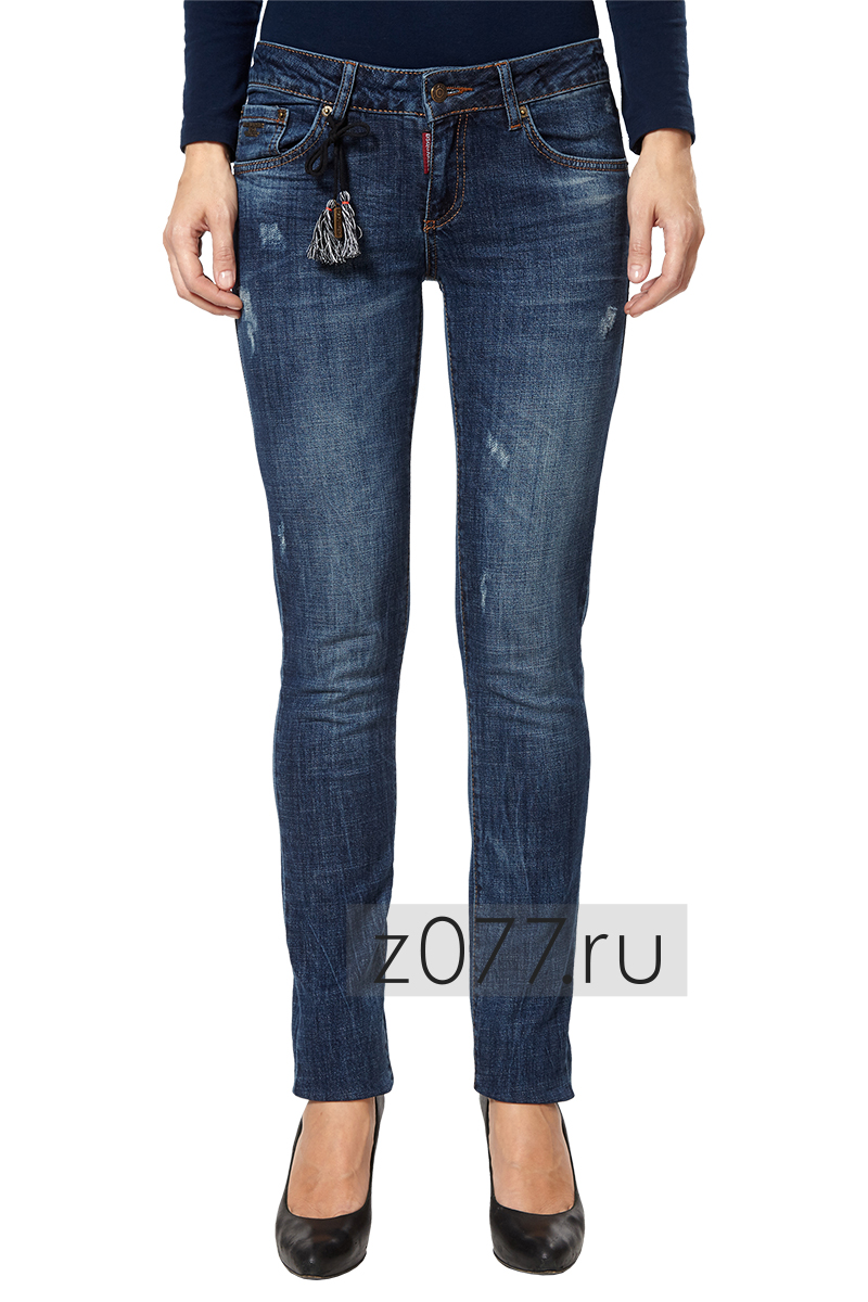 Dsquared джинсы женские 12790 темно синие купить в москве цена 3