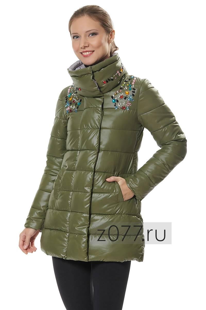 Купить женскую одежду хаки