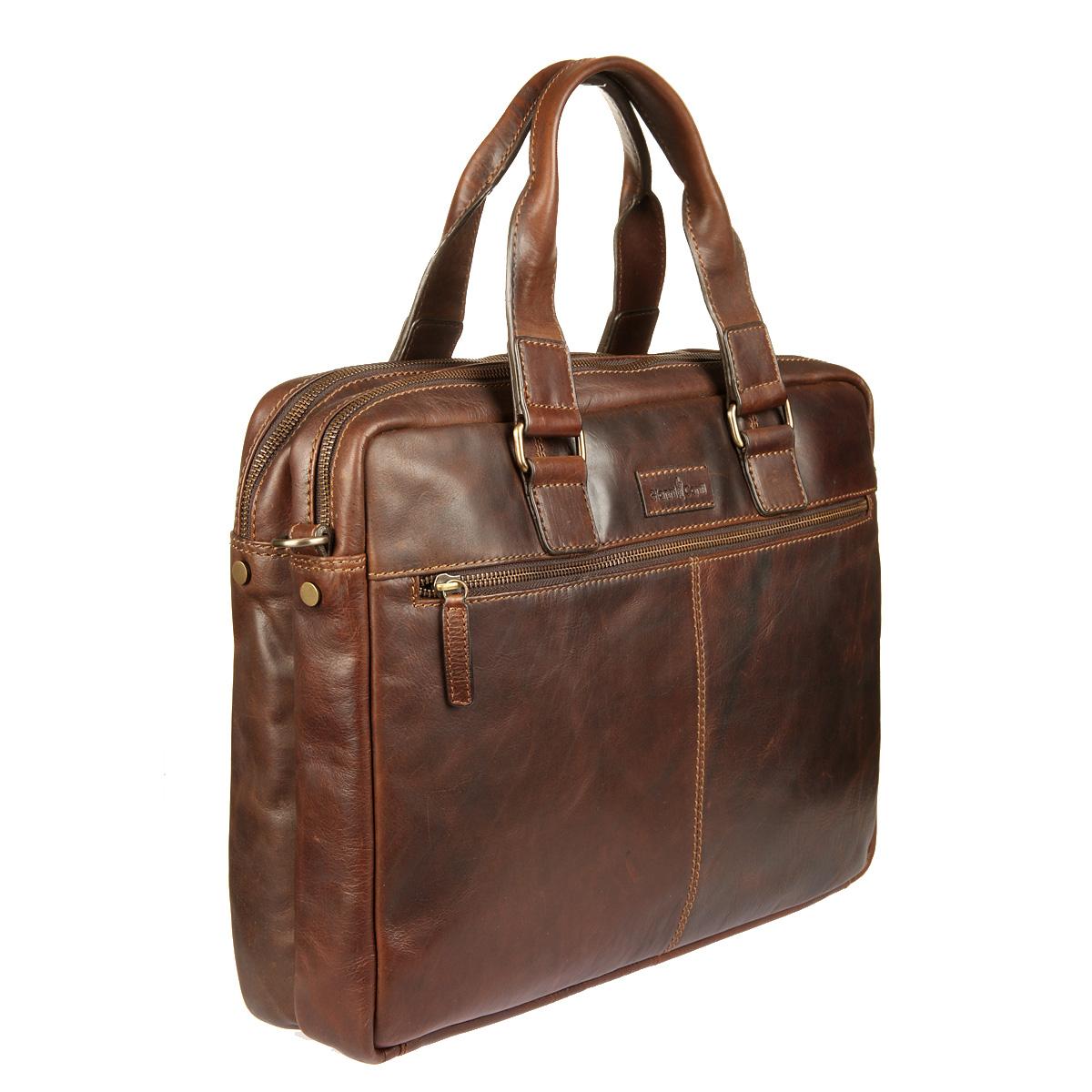 Мужские сумки: большой каталог на z077.ru