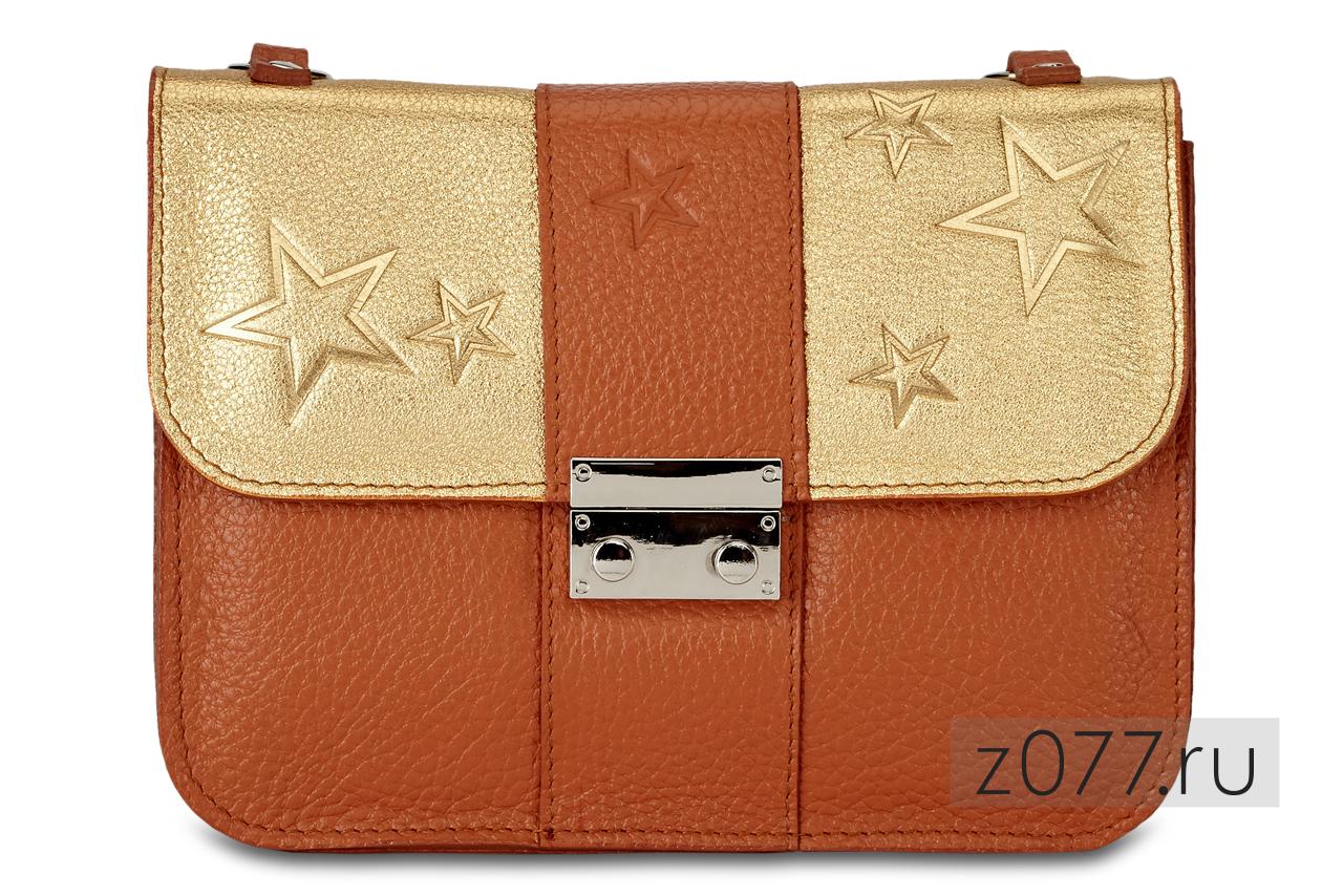 оранжевая сумочка маленькая