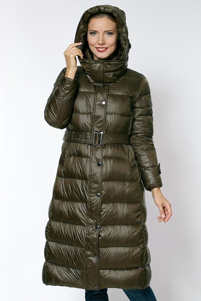 02b04926c12 BURBERRY пальто женское хаки купить в Москве