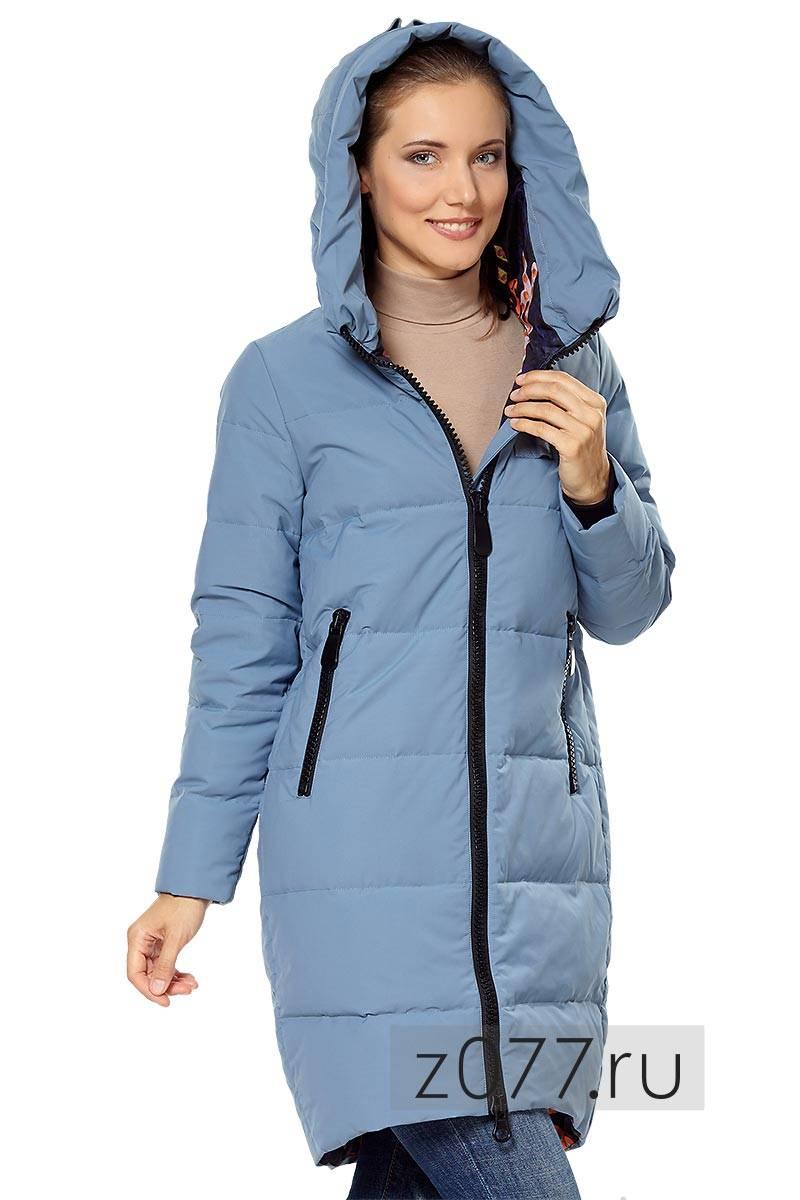 9974a08d98b MAX MARA куртка женская 2020 синяя купить в Москве