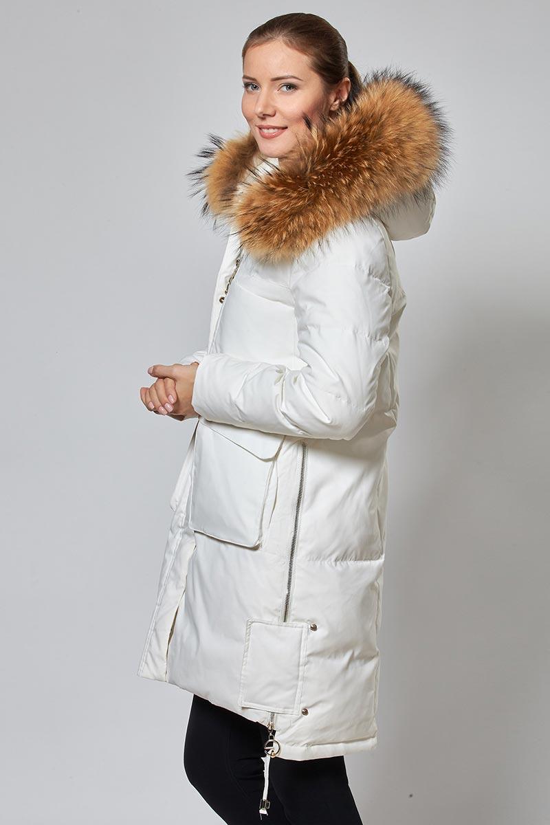 3bea9c2c738 Billissimo женская куртка белая купить в Москве
