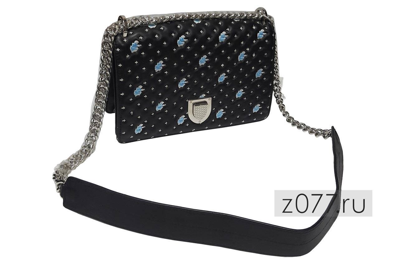 08af1fc7ac6e Сумка женская Christian Dior черная купить в Москве, цена 7 290 руб ...