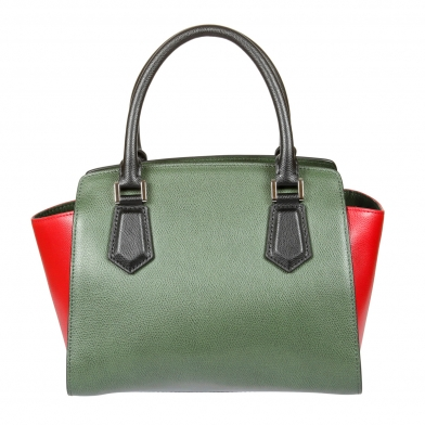 Сумка Gianni Conti 2153202 green-red