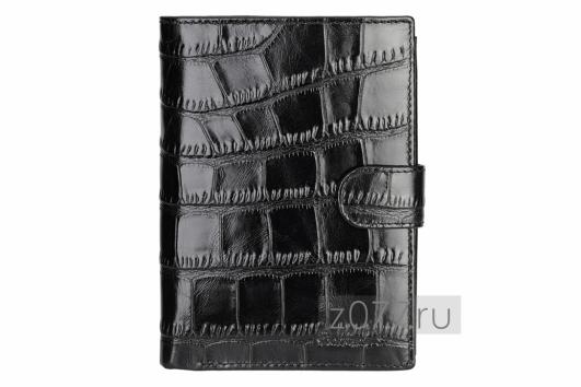 c737134058b0 ROCKFELD мужской кожаный кошелек 654 черный купить в Москве, цена 3 ...