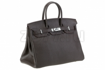 Hermes Birkin 35 Brown сумка 335