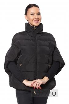Пуховые пончо elisabetta franchi купить стеганое пальто женское в спб