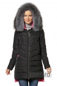 37c9c176f07 Недорогие женские зимние куртки с капюшоном и мехом  обзор ...